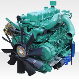 Vehicle diesel engine (QC4H2)