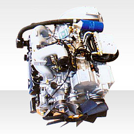 Vehicle diesel engine (QC4DBE)