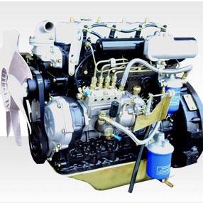 Vehicle diesel engine (QC4DC)