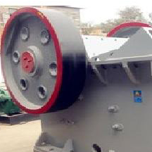 new type hot sale PE400*600 crusher plant