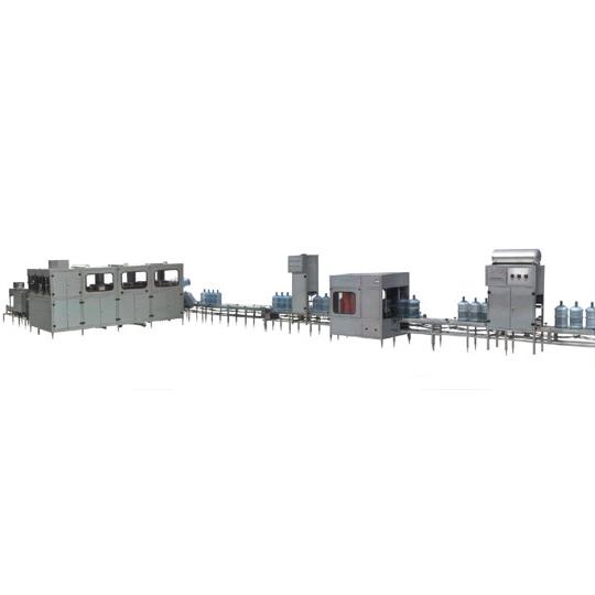 QGF series drum filling production line
