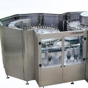 Washing, Filling & Capping 3-in-1 Machine for Filling Water