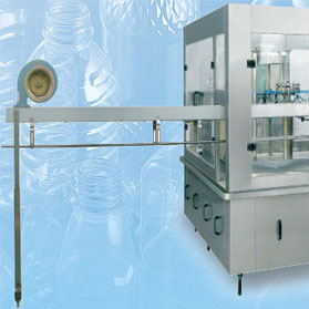 FMW Series Gravity Filling 3-In-1 machine