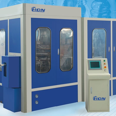 CM-G4/CM-G6/CM-G8/CM-G10 ROTARY AUTOMATIC Blow Molding Machine