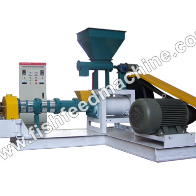 Dry Type Fish Feed Machine
