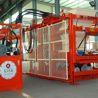 T10 block machine