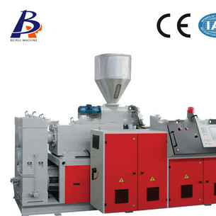 SJZ-65/132 Double Conical Screw Extruder