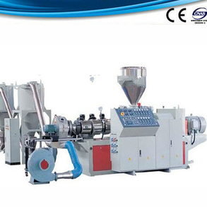 plastic recycling granulating production line