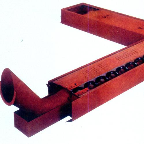 Chip conveyor(auger type)