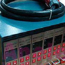 temperature controller box