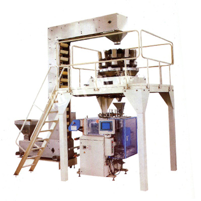 Vertical Type Packaging Machine Corollary Equipment