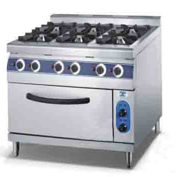 manufacturer cooking range, gas cooking range, electric cooking range