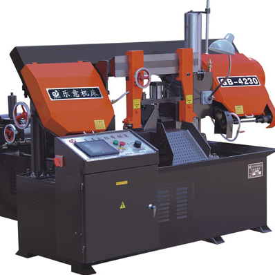 CNC Double Column Metal Bands-GB4230(Automatic)