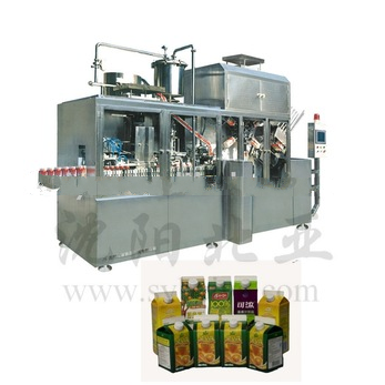 Corn Drink Filling Machine