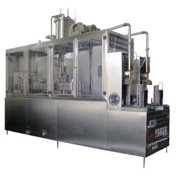 Semi-automatic juice Filling and Sealing Machine