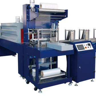 WD-150A full automatic shrink wrapping machine