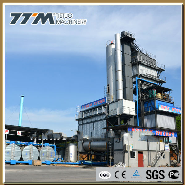 160t/h Stationary Asphalt Production Plants LB-2000