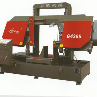 Column style (gantry type) Horizontal Metal Band Sawing Machine G4265