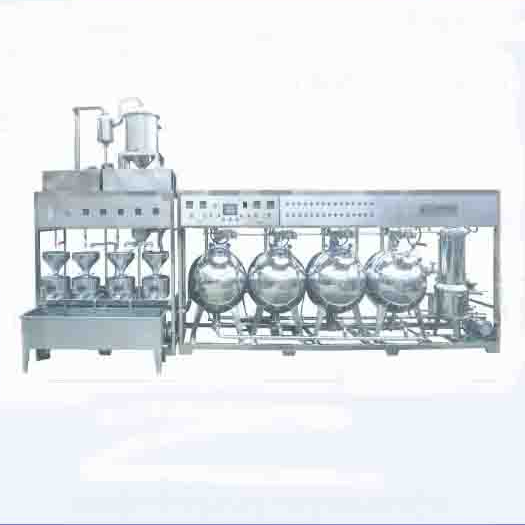 soybean milk and bean curd machine