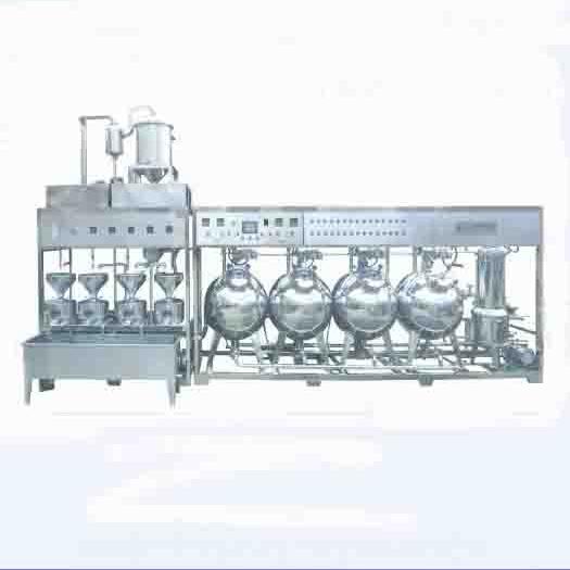 soybean milk and bean curd machine