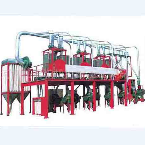 wheat flour milling equipment complete set equipment