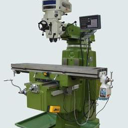 5S-M5 Vertical Milling Machine