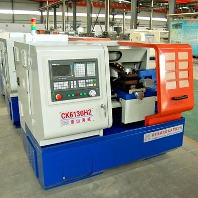 CNC Lathe CK6136H2
