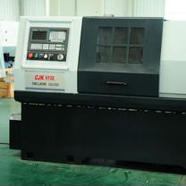CK6132 x 1000MM CNC metal cutting lathe machinery