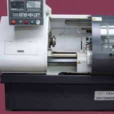 High-precision professional CNC lathe 6136