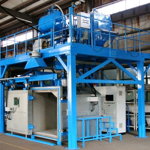 Vacuum Casting Equipments