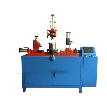 Numerical control cutting and curling machine