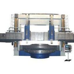 CK5263/DVT630 automatic CNC double column Vertical turning center