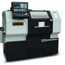 cnc machine with tailstock,cnc lathe JD40