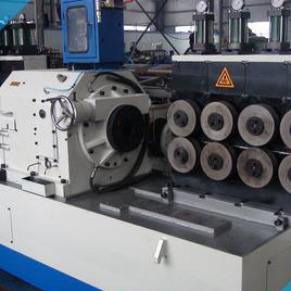metal turning machine