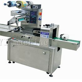 JY-350F pillow packing machine