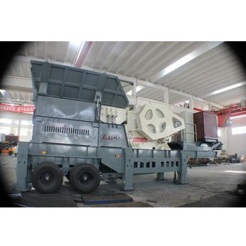 High Capacity Stone Crushing Plant