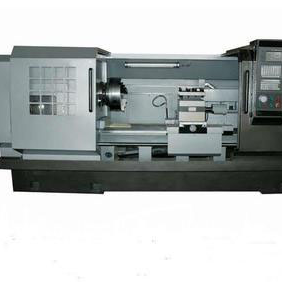 High precision auto horizontal cnc lathe machine CK6180