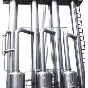 Milk evaporator, Milk vacuum evaporator