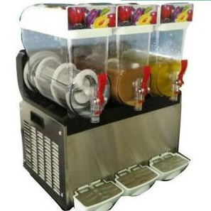 comercial slush ice machine