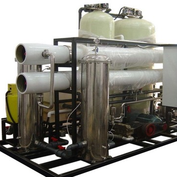 desalination unit 15000GPD