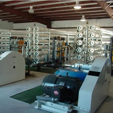 ship boat seawater desalination unit