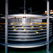 Dual Spiral Freezer