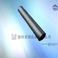 pretressed galvanized metal round corrugated pipe