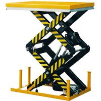 Double Scissors Lift Table