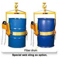 Drum Lifter Geared Type