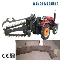 Mini trenching machine / Ditcher machine