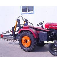 Powerful Ditcher machine tractors trencher equipment