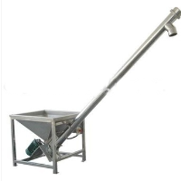 LS Screw Conveyor for Chemical Transportation