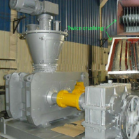 Chemical / mineral fertilizer Roller granulator