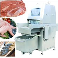 Chicken/fish/meat injector machine